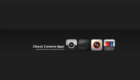 Classic Camera Apps
