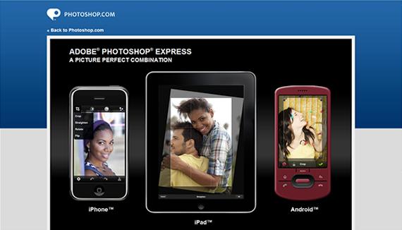 PHOTOSHOP EXORESS