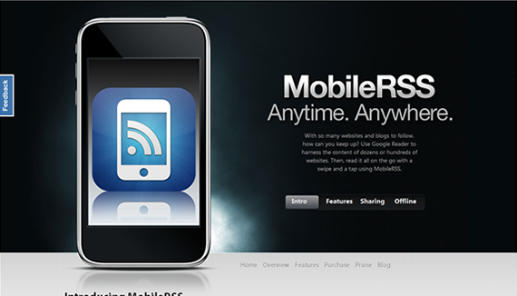 Mobile RSS